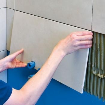 Heizung Sanitar Und Erneuerbare Energien Wandfliesen Verlegen